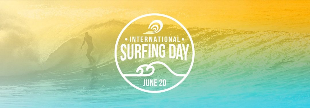 2016 International Surfing Day at SPI