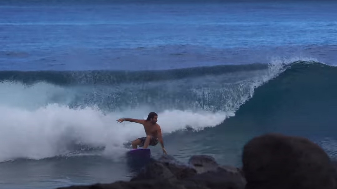 Surfing On Rocks – Light Speed Epoxy